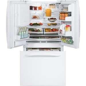 ENERGY STAR(R) 20.9 Cu. Ft. French Door Bottom Freezer Refrigerator