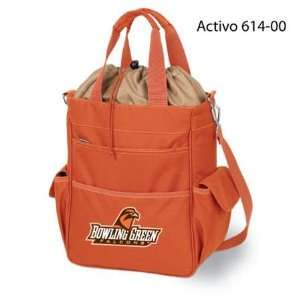 NIB Bowling Green Falcons BG Waterproof Insulated Tote