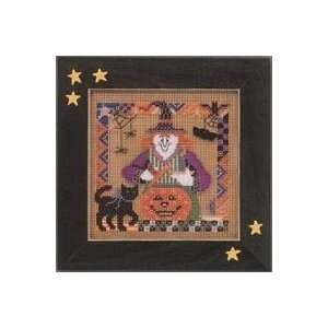 Wicked Wanda   Cross Stitch Kit: Arts, Crafts & Sewing