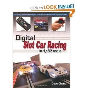 Digital Slot Car Racing in 1/32 scale: Covering