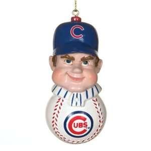 Chicago Cubs MLB Team Tackler Player Ornament (4.5