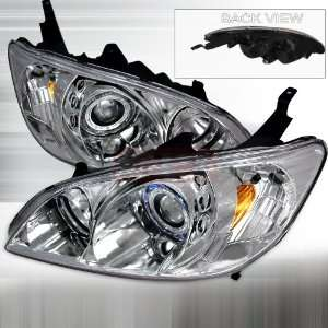 Civic Projector Head Lamps/ Headlights Performance Conversion Kit