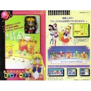 Highly Collectible 1992 Ban Dai Sailor Venus Mini Doll with Mini doll