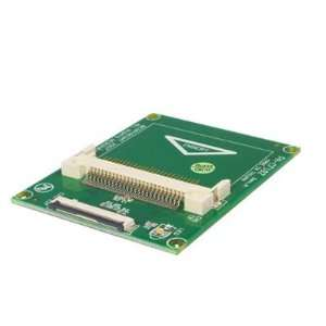 8in ZIF LIF to Single Compact Flash SSD Adapter Card Electronics