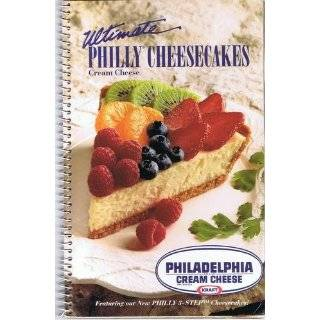 Philadelphia Brand Cream Cheese Cheesecakes (9780785300618): Books
