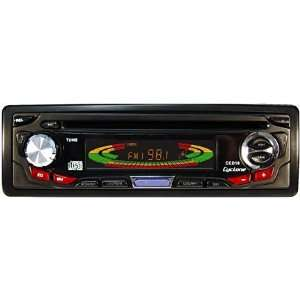 Cyclone Audio CCD16 CD Player AM/FM Stereo w/Detachable