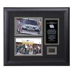 Dale Earnhardt Jr.   Michigan   Framed Two 5x7 Photographs