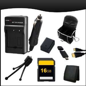 Digital Camera Carrying Case, USB Card Reader/Write, HDMI Cable