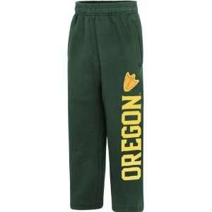 Oregon Ducks Youth Green Big Print Sweatpants  Sports
