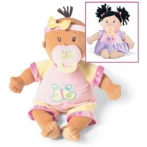 Manhattan Toy Baby Stella Doll (Ethnic or Asian)  Toys & Games