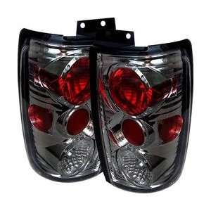 Ford Expedition Tail Lights Smoke Altezza Taillights 1997