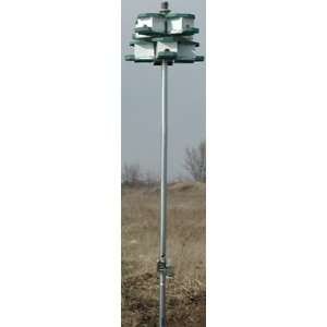 Farms Purple Martin Bird House Pole System Patio, Lawn & Garden