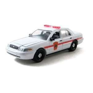 2006 Ford Crown Victoria Laconia, NH Fire Dept 1/64 Toys