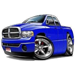 48 Dodge Ram 1500 Pickup car Wall Graphic *Original Art
