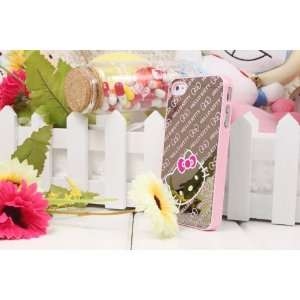 Hello Kitty Mirror Bows flexible TPU case cover for Apple