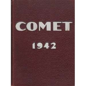 The 1942 Comet Yearbook (Austin High School, Austin Texas