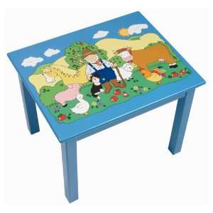 Toy Workshop Farm House Table Toys & Games
