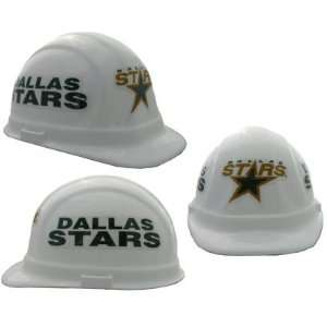 Dallas Stars NHL Hockey hard hats
