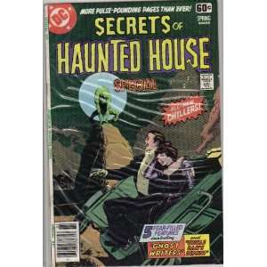 Secrets of Haunted House #12 Comic Book Everything Else