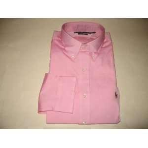 Ralph Lauren Mens Classic Fit Dress Shirt Long Sleeves