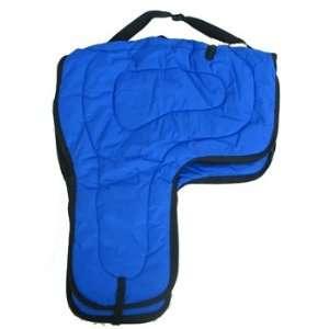 Western Youth Horse Saddle Carrying Bag Royal Blue Sports