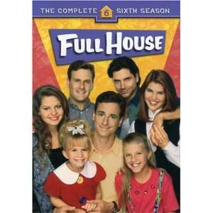 Full House: The Complete Sixth Season: John Stamos, Bob