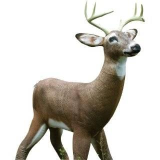 Flambeau New Masters Deer Full Body Flocked Decoy  Sports