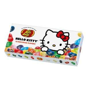 Jelly Belly Hello Kitty 10 Flavor Gift Box (Pack of 12)