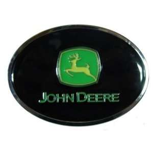 JOHN DEERE Logo Belt Buckle Deer tractor farmer Everything Else