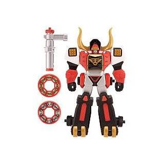 Bandai Year 2011 Power Rangers Samurai Series 11 Inch Tall