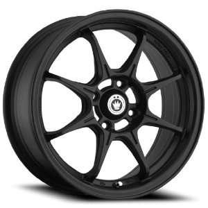 15x6.5 Konig Eco 1 (Matte Black) Wheels/Rims 4x100