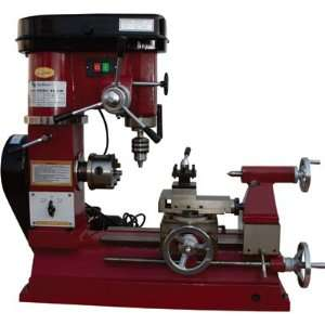 Norhern Indusrial Lahe Milling and Drilling Machine