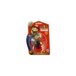 Super Mario Galaxy Vinyl Figure Wave 2 2 Luigi Toys & Games