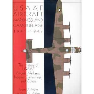 USAAF Aircraft Markings and Camouflage 1941 1947 The