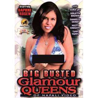 Big Busted Glamour Queens: Daphne Rosen, Sara Jay, Doletta