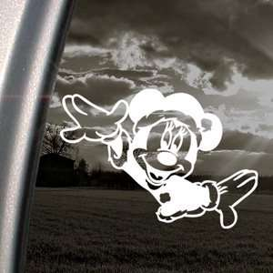 Disney Decal Mickey Minnie Mouse Truck Window Sticker
