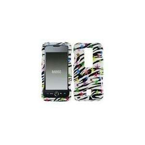 Zebra Star   Cell Phone Case for Huawei Ascend M860