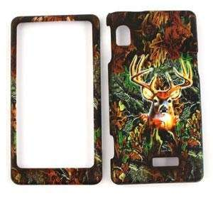 MOTOROLA DROID 2 A955 Deer CAMO CAMOUFLAGE HUNTER HARD