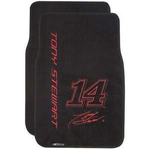Tony Stewart Car Floor Mats