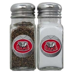Alabama Crimson Tide NCAA Basketball Salt/Pepper Shaker