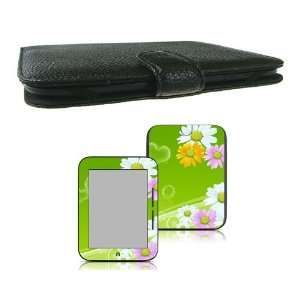 Bundle Monster  Nook Touch Genuine Leather Case Cover