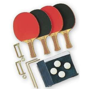 Deluxe Table Tennis Set