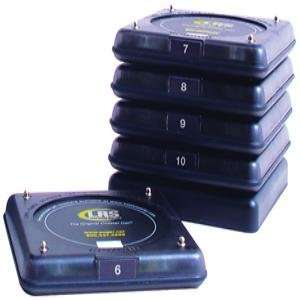 Range Systems Guest Paging Smoked Coaster Pagers #6 10: Electronics