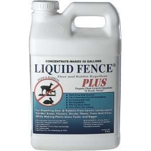 Liquid Fence Plus Condentrate 2.5 gal. Patio, Lawn & Garden