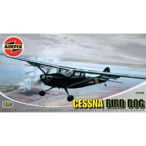 01058 1/72 Cessna Bird Dog Toys & Games
