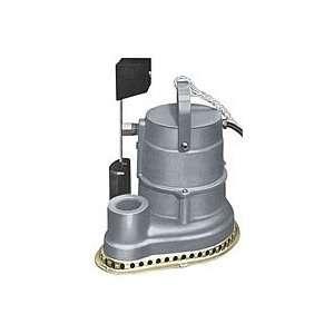 Sta Rite Cast Iron Submersible Sump Pump .5 HP PCD 10B