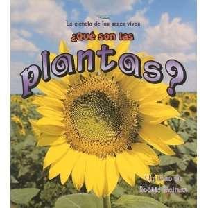 Que Son Las Plantas? (Ciencia de los Seres Vivos) (Spanish