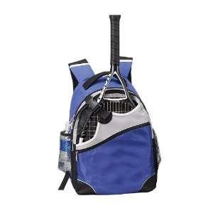 Single Racket Sport 15.4 Laptop Computer Backpack Bag