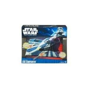 Star Wars Clone Wars Starfighter Vehicle Xanadu Blood Action Fig Toys