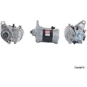 Honda Accord/Prelude Denso Starter, Rebuilt 79 80 81 82 83 Automotive